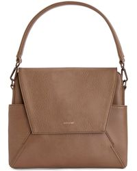 Matt & Nat - Minka Vegan Leather Shoulder Bag - Lyst