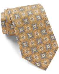 Robert Talbott - Best Of Class Medallion Silk Tie - Lyst