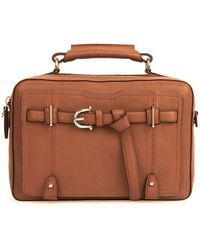 Etienne Aigner - Filly Stag Satchel - Lyst