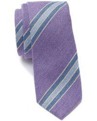 Original Penguin - Kimberly Stripe Tie - Lyst