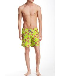 Spenglish - Ceviches Printed Swim Trunk - Lyst