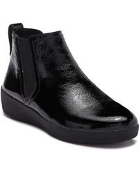 Fitflop - Superchelsea Leather Boot - Lyst