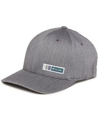 54e9bf9f931 Lyst - Travis Mathew Mcdaniel Baseball Cap in Gray for Men