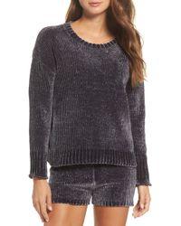 Pj Salvage - Chenille Sweater - Lyst