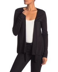 Lamade - Orian Tie-front Cardigan - Lyst