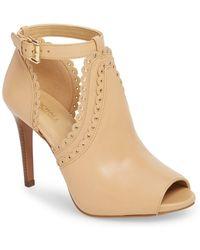 MICHAEL Michael Kors - Jessie Ankle Strap Sandal (women) - Lyst