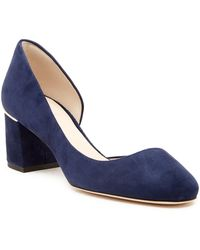 Cole Haan - Laree Grand Suede Pump - Lyst