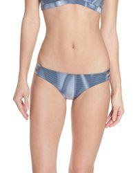 Hurley - Quick Dry Max Waves Bikini Bottoms - Lyst