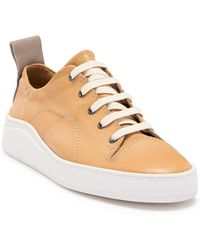H by Hudson - Oyama Leather Sneaker - Lyst