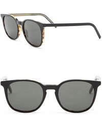 Tomas Maier - 51mm Square Sunglasses - Lyst