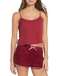 Room Service - Satin Camisole - Lyst