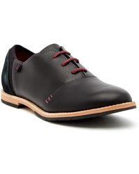 Ahnu - Emery Leather Oxford - Lyst