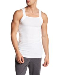 2xist | Square Cut Tank - Pack Of 2 | Lyst
