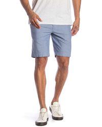 Brooks Brothers - Chambray Bermuda Shorts - Lyst