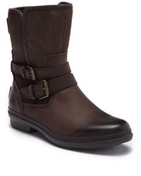 UGG - Simmens Waterproof Leather Boot - Lyst