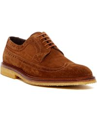 To Boot - Spencer Wingtip Derby - Lyst