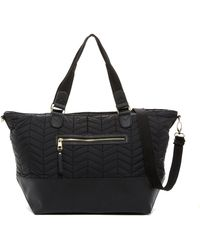 Madden Girl - Coriq Quilted Tote - Lyst