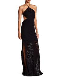Sky - Yanenowi Crochet Maxi Dress - Lyst