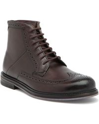Ted Baker - Miylan Lace-up Boot - Lyst