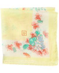 Gant Rugger - R. Hibiscus Pocket Square - Lyst