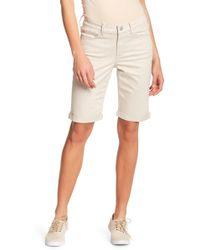 NYDJ - Briella Shorts (petite) - Lyst