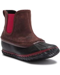 Sorel - Out N About Waterproof Chelsea Boot - Lyst