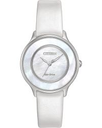 Citizen - Women's Eco-drive Circle Of Ladies Watch, 30mm - Lyst