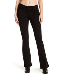 Philosophy Apparel - Heart Stitch Pocket Flare Jeans - Lyst