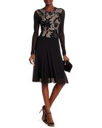 Petit Pois - Long Sleeve Dress - Lyst
