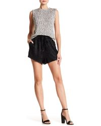 MINKPINK - Metallic Shorts - Lyst
