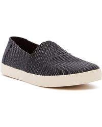 TOMS - Avalon Slip-on Shoe - Lyst