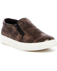 Report Andre Croc Embossed Zip Sneaker FSUd4qgf