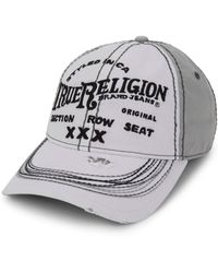 70080ae40e2 Nordstrom Rack · True Religion - Triple X Baseball Cap - Lyst