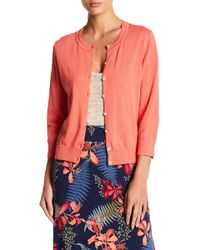 Tommy Bahama | Front Button Cardigan | Lyst