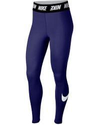 Nike - High Waist Club Leggings - Lyst