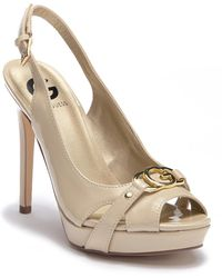 G by Guess - Joany Slingback Pump - Lyst
