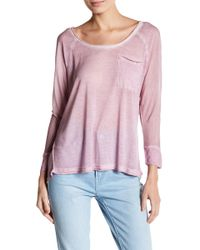 Threads For Thought | Scoop Neck Long Sleeve Tee | Lyst