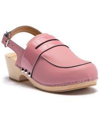HUNTER - Refined Penny Loafer Clogs - Lyst
