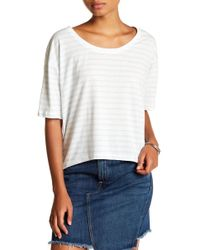 Threads For Thought - Cooper Striped Tee - Lyst