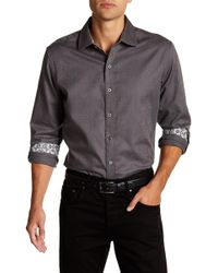 Robert Graham - Windsor Woven Regular Fit Shirt - Lyst