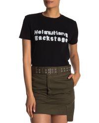 Helmut Lang - Backstage Shirt - Lyst