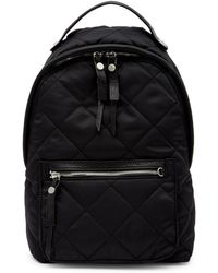 Sam Edelman | Camila Quilted Nylon Mid Backpack | Lyst