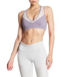 Alo Yoga - Entice Sports Bra - Lyst