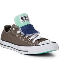 Converse - Chuck Taylor Double Tongue Ox Sneaker (unisex) - Lyst