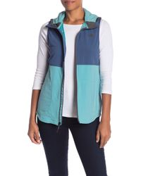 The North Face - Mountain Sweatshirt Hooded Vest - Lyst