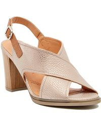 Hispanitas - Meridel Leather Sandal - Lyst