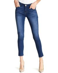 Democracy - Freedom Ankle Skimmer Jeans - Lyst