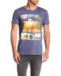 Flag & Anthem - Short Sleeve Summer Lake Graphic Tee - Lyst