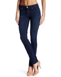 Level 99 - Lily Skinny Straight Jean - Lyst