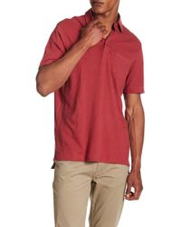 Tailor Vintage - Pocket Front Polo - Lyst